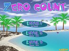Zero Count Title Screen - The island of Beauty